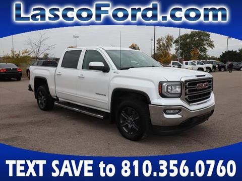 2016 GMC Sierra 1500 for sale in Grand Blanc, MI