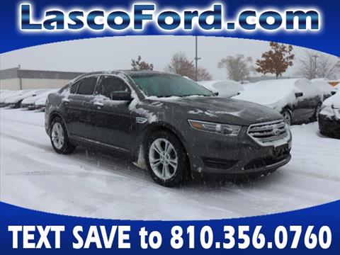 2015 Ford Taurus for sale in Grand Blanc, MI
