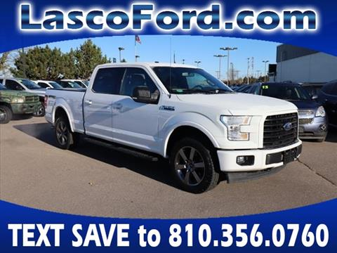 2017 Ford F-150 for sale in Grand Blanc, MI