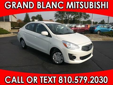 2019 Mitsubishi Mirage G4 for sale in Grand Blanc, MI