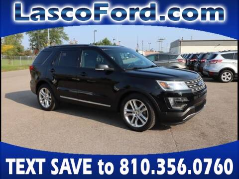 2016 Ford Explorer for sale at Lasco of Grand Blanc in Grand Blanc MI