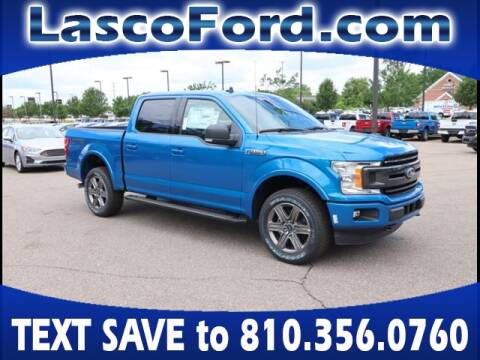 2020 Ford F-150 for sale at Lasco of Grand Blanc in Grand Blanc MI