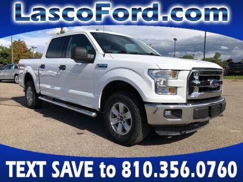 2016 Ford F-150 for sale at Lasco of Grand Blanc in Grand Blanc MI