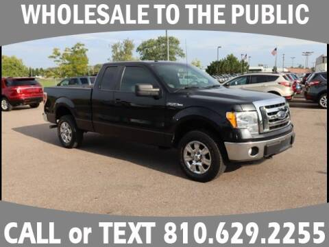2011 Ford F-150 for sale at Lasco of Grand Blanc in Grand Blanc MI