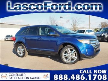 2013 Ford Edge for sale in Grand Blanc, MI