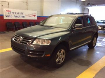 2005 Volkswagen Touareg for sale in Salem, NH