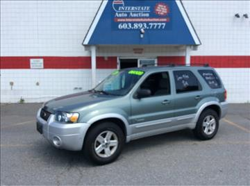 2005 Ford Escape for sale in Salem, NH