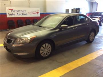 2008 Honda Accord for sale in Salem, NH