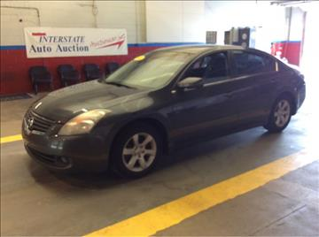 2007 Nissan Altima for sale in Salem, NH