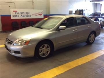 2007 Honda Accord for sale in Salem, NH