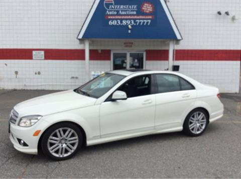 2009 Mercedes-Benz C-Class for sale in Salem, NH