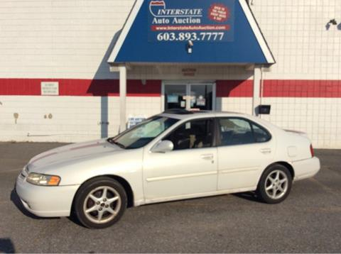 2000 Nissan Altima for sale in Salem, NH