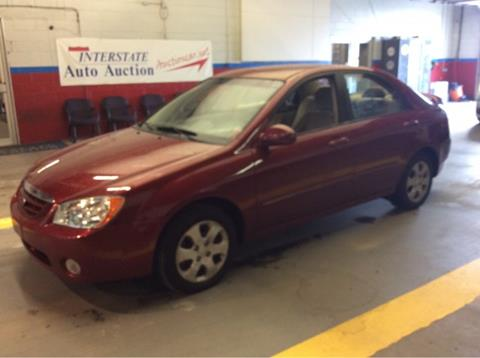 2005 Kia Spectra for sale in Salem, NH