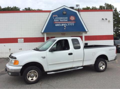 2004 Ford F-150 Heritage for sale in Salem, NH