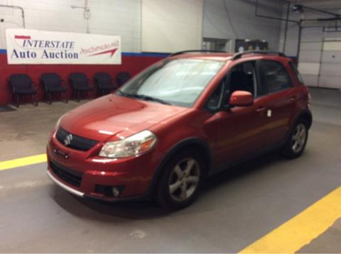2008 Suzuki SX4 Crossover for sale in Salem, NH