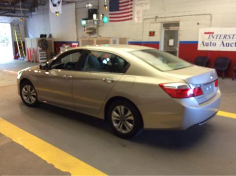 2013 Honda Accord for sale in Salem, NH