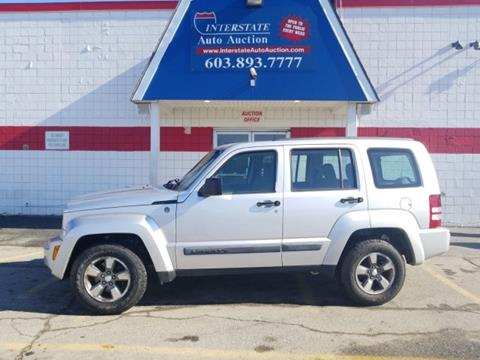 2008 Jeep Liberty for sale in Salem, NH