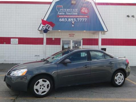 2008 Pontiac G6 for sale in Salem, NH