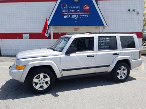 2006 Jeep Commander for sale in Salem, NH