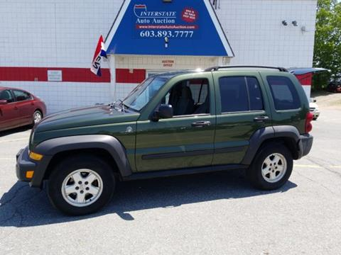2007 Jeep Liberty for sale in Salem, NH