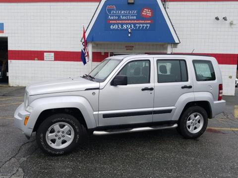 2010 Jeep Liberty for sale in Salem, NH