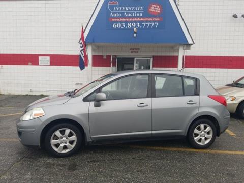 2008 Nissan Versa for sale in Salem, NH