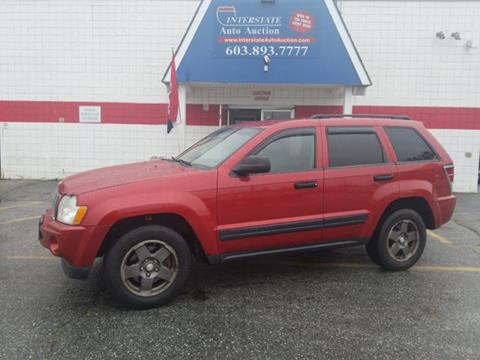 2006 Jeep Grand Cherokee for sale in Salem, NH