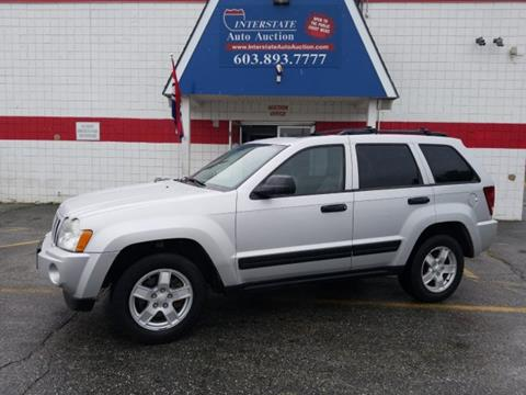 2005 Jeep Grand Cherokee for sale in Salem, NH