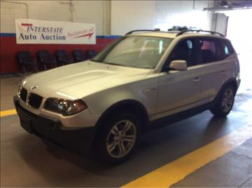 2005 BMW X3 for sale in Salem, NH