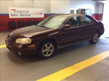 2000 Nissan Maxima for sale in Salem, NH