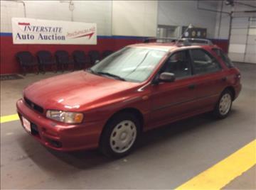 2001 Subaru Impreza for sale in Salem, NH