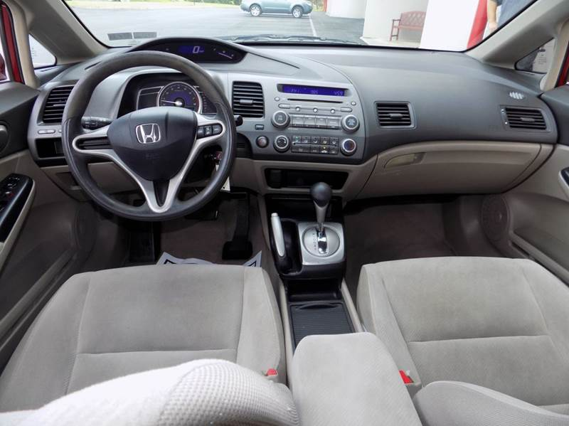 2010 Honda Civic LX 4dr Sedan 5A - Mechanicsburg PA