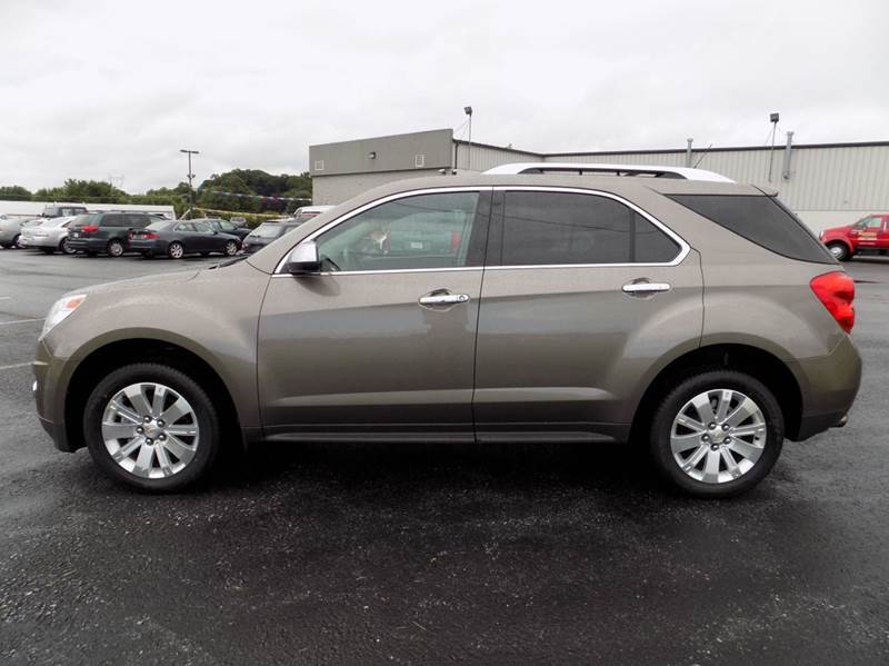 2010 Chevrolet Equinox AWD LTZ 4dr SUV - Mechanicsburg PA
