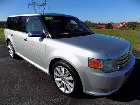 2011 Ford Flex for sale in Mechanicsburg, PA