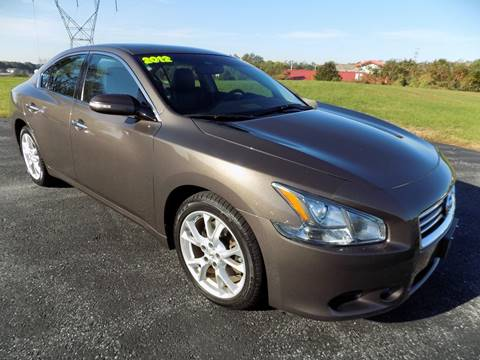 2012 Nissan Maxima for sale in Mechanicsburg, PA