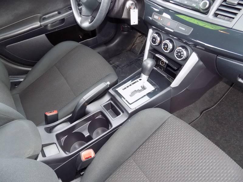 2016 Mitsubishi Lancer ES 4dr Sedan CVT In Mechanicsburg PA ...
