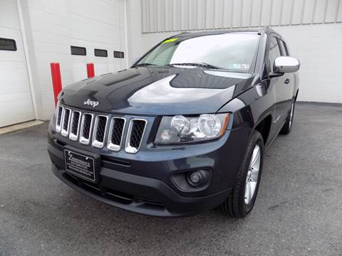Jeep Compass For Sale in Mechanicsburg, PA - Zimmerman's Automotive