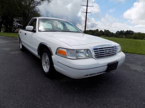 Used 2001 Ford Crown Victoria For Sale Carsforsale Com