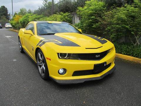 2010 Chevrolet Camaro for sale at Prudent Autodeals Inc. in Seattle WA