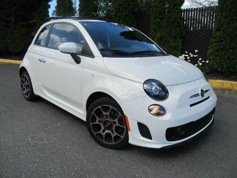 2013 FIAT 500 for sale at Prudent Autodeals Inc. in Seattle WA