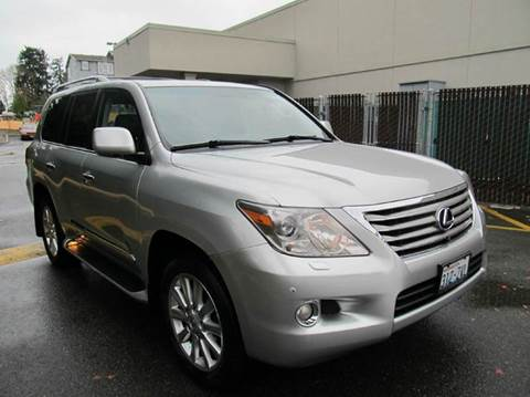 2009 Lexus LX 570 for sale at Prudent Autodeals Inc. in Seattle WA
