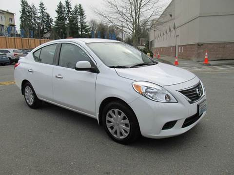 2014 Nissan Versa for sale at Prudent Autodeals Inc. in Seattle WA