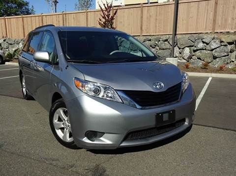 2011 Toyota Sienna for sale at Prudent Autodeals Inc. in Seattle WA