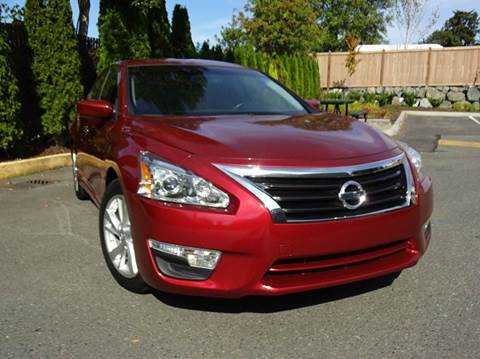 2013 Nissan Altima for sale at Prudent Autodeals Inc. in Seattle WA