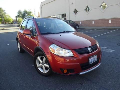 2008 Suzuki SX4 Crossover for sale at Prudent Autodeals Inc. in Seattle WA
