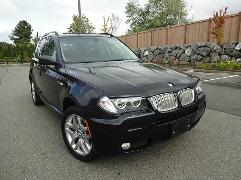 2007 BMW X3 for sale at Prudent Autodeals Inc. in Seattle WA