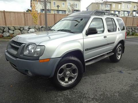 2004 Nissan Xterra for sale at Prudent Autodeals Inc. in Seattle WA