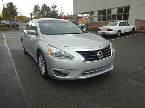2015 Nissan Altima for sale at Prudent Autodeals Inc. in Seattle WA