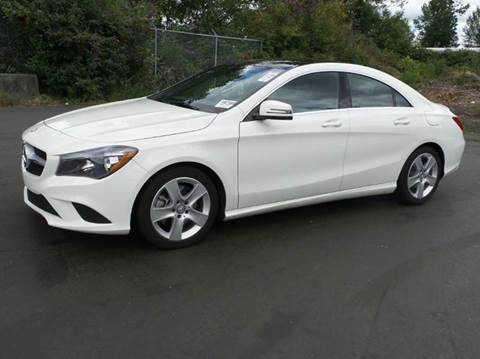 2016 Mercedes-Benz CLA for sale at Prudent Autodeals Inc. in Seattle WA