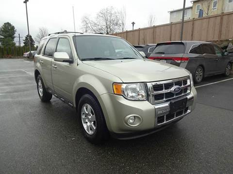 2010 Ford Escape for sale at Prudent Autodeals Inc. in Seattle WA